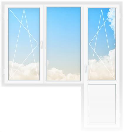Пластиковые окна 25