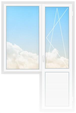 Пластиковые окна 21
