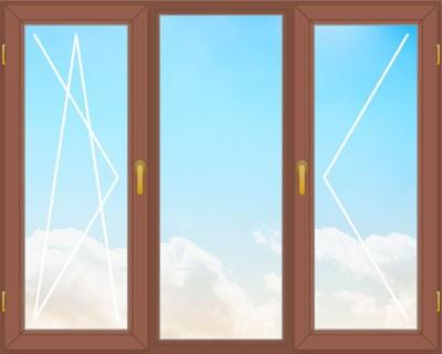 Окна из дуба 7