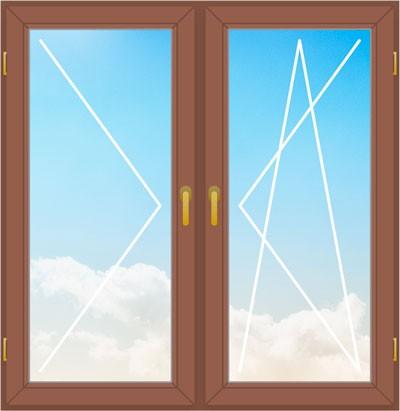 Окна из дуба 5