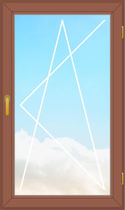 Окна из дуба 3