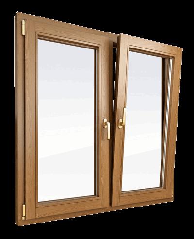 Окна из дуба 1