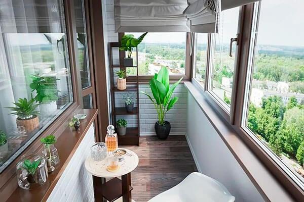 Остекление балконов и лоджий 9