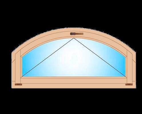Окна нестандартной формы 13