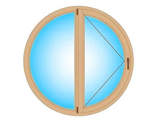 Окна нестандартной формы 3