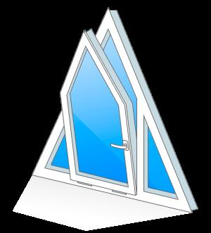 Окна нестандартной формы 7