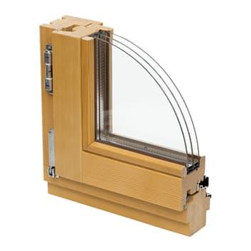 Окна из сосны 6